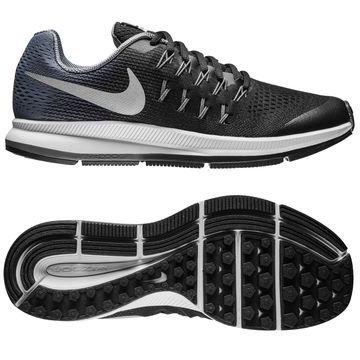 Nike Juoksukengät Air Zoom Pegasus 33 Musta/Hopea/Harmaa Lapset