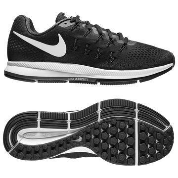 Nike Juoksukengät Air Zoom Pegasus 33 Musta/Valkoinen Naiset