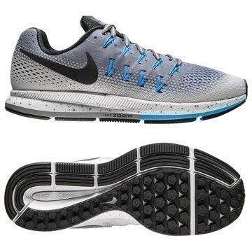 Nike Juoksukengät Air Zoom Pegasus 33 Shield Harmaa/Sininen