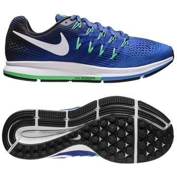 Nike Juoksukengät Air Zoom Pegasus 33 Sininen/Valkoinen/Violetti