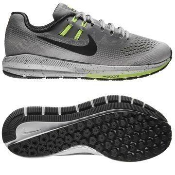 Nike Juoksukengät Air Zoom Structure 20 Shield Harmaa/Musta Naiset