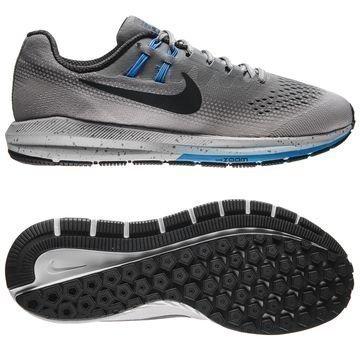 Nike Juoksukengät Air Zoom Structure 20 Shield Harmaa/Musta