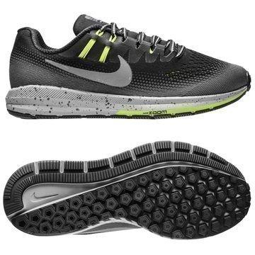 Nike Juoksukengät Air Zoom Structure 20 Shield Musta/Hopea/Harmaa Naiset
