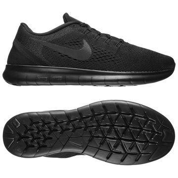 Nike Juoksukengät Free RN Musta Naiset