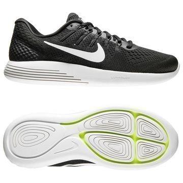 Nike Juoksukengät LunarGlide 8 Musta/Valkoinen/Harmaa Naiset