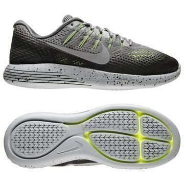 Nike Juoksukengät LunarGlide 8 Shield Harmaa/Hopea