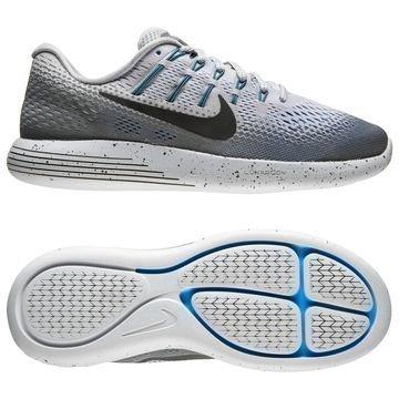 Nike Juoksukengät LunarGlide 8 Shield Harmaa/Musta