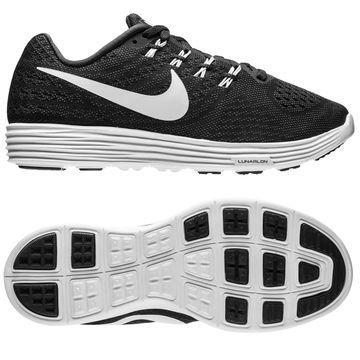 Nike Juoksukengät LunarTempo 2 Musta/Valkoinen Naiset