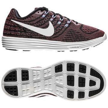 Nike Juoksukengät LunarTempo 2 Musta/Valkoinen/Pinkki Naiset