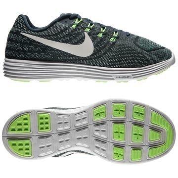 Nike Juoksukengät LunarTempo 2 Vihreä/Valkoinen
