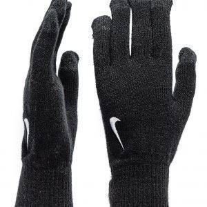 Nike Knit Gloves Musta
