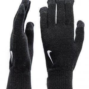 Nike Knit Gloves Musta