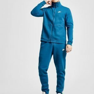 Nike League Fleece Tracksuit Sininen