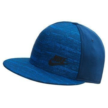 Nike Lippis Snapback Tech Pack True Sininen