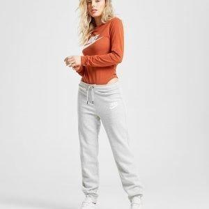 Nike Long Sleeve Futura Bodysuit Oranssi