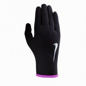 Nike Lw Rival Run Glove Treenikäsineet Musta