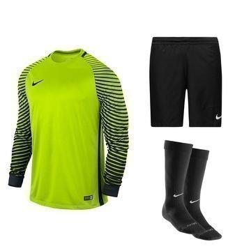 Nike Maalivahdin Asu Neon/Musta