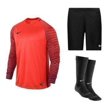 Nike Maalivahdin Asu Punainen/Musta