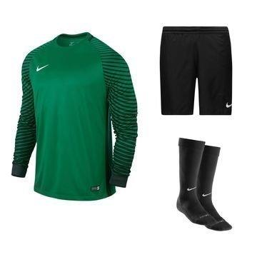 Nike Maalivahdin Asu Vihreä/Musta