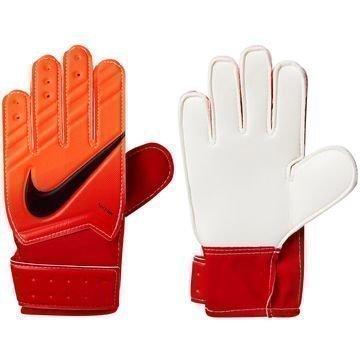 Nike Maalivahdin Hanskat Match FA Radiation Flare Punainen/Oranssi/Musta Lapset ENNAKKOTILAUS