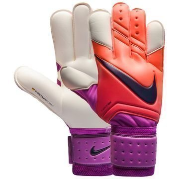 Nike Maalivahdin Hanskat Vapor Grip 3 Floodlights Pack Oranssi/Violetti