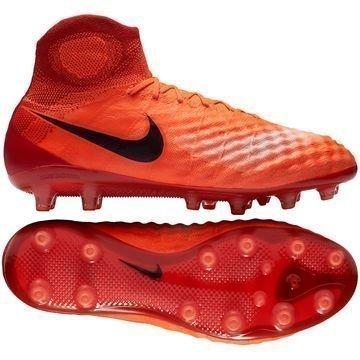 Nike Magista Obra II AG-PRO Radiation Flare Oranssi/Musta