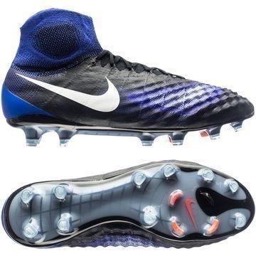 Nike Magista Obra II FG Dark Lightning Pack Musta/Valkoinen/Sininen