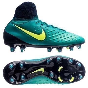 Nike Magista Obra II FG Floodlights Pack Turkoosi/Neon/Navy Lapset