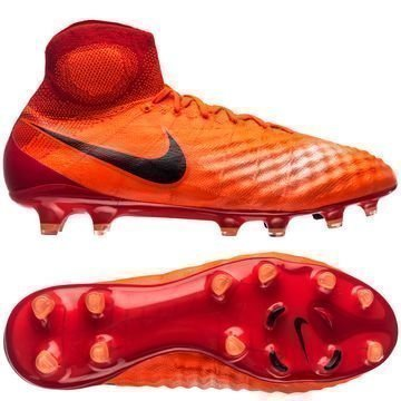 Nike Magista Obra II FG Radiation Flare Oranssi/Musta