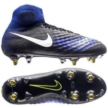 Nike Magista Obra II SG-PRO Anti-Clog Dark Lightning Pack Musta/Valkoinen/Sininen