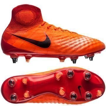 Nike Magista Obra II SG-PRO Radiation Flare Oranssi/Musta