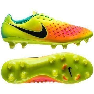 Nike Magista Opus II FG Neon/Pinkki/Turkoosi
