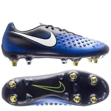 Nike Magista Opus II SG-PRO Anti-Clog Dark Lightning Pack Musta/Valkoinen/Sininen