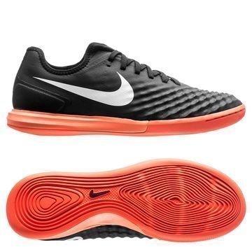 Nike MagistaX Finale II IC Dark Lightning Pack Musta/Valkoinen/Oranssi