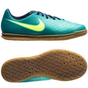 Nike MagistaX Ola II IC Floodlights Pack Turkoosi/Neon/Navy Lapset