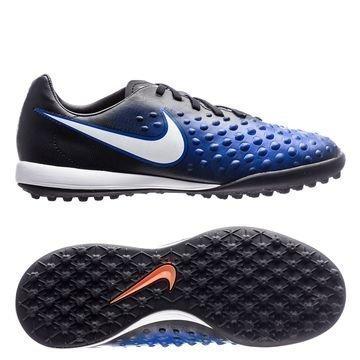 Nike MagistaX Opus II TF Dark Lightning Pack Musta/Valkoinen/Sininen Lapset