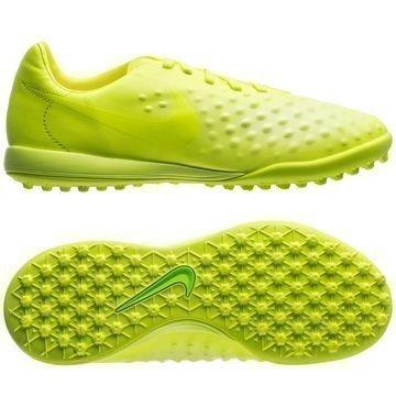 Nike MagistaX Opus II TF Floodlights Glow Pack Neon Lapset