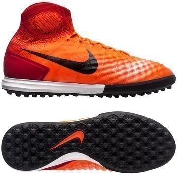 Nike MagistaX Proximo II DF TF Radiation Flare Oranssi/Musta