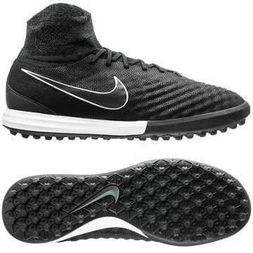 Nike MagistaX Proximo II Nahka TF Tech Craft Pack 2.0 Musta/Hopea