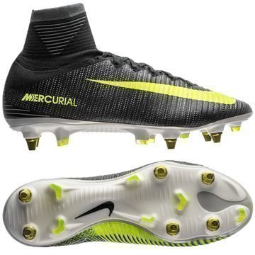 Nike Mercurial Superfly V CR7 Chapter 3: Discovery SG-PRO Vihreä/Neon
