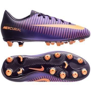 Nike Mercurial Vapor XI AG Floodlights Pack Violetti/Oranssi Lapset