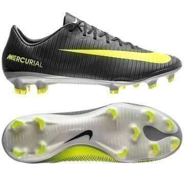 Nike Mercurial Vapor XI CR7 Chapter 3: Discovery FG Vihreä/Neon