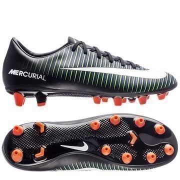 Nike Mercurial Victory VI AG-PRO Dark Lightning Pack Musta/Valkoinen/Vihreä