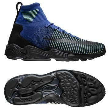 Nike Mercurial XI Flyknit Navy/Musta
