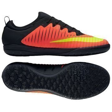 Nike MercurialX Finale II IC Punainen/Neon/Musta