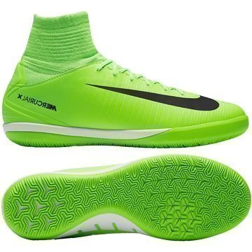 Nike MercurialX Proximo II DF IC Radiation Flare Vihreä/Musta Lapset
