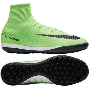 Nike MercurialX Proximo II DF TF Radiation Flare Vihreä/Musta