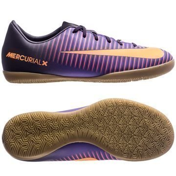 Nike MercurialX Vapor IC Floodlights Pack Violetti/Oranssi Lapset