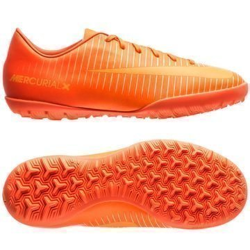 Nike MercurialX Vapor TF Floodlights Glow Pack Oranssi Lapset
