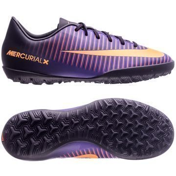 Nike MercurialX Vapor TF Floodlights Pack Violetti/Oranssi Lapset